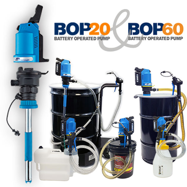 BOPHV Battery Operated Electric Pumps
