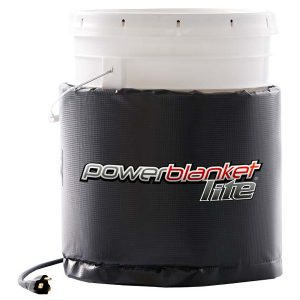 Bucket and Pail Powerblanket Heaters
