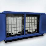 Bulk DEF Storage and Dispensing
