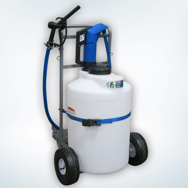 95 Litre DEF Cart with Hand Pump