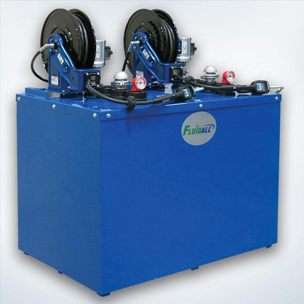 Hybrid Double Wall Storage Tanks