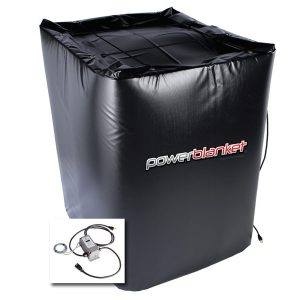 Tote and IBC Heater Powerblanket