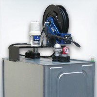 Graco Fire-Ball Pump Package for Roth Oil Tanks