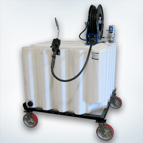 681 Litre Mobile Tank on Casters